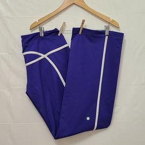 Lululemon Track Pants - Blue